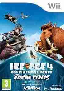 Descargar Ice Age 4 Continental Drift [MULTI7][PAL][WiiERD] por Torrent